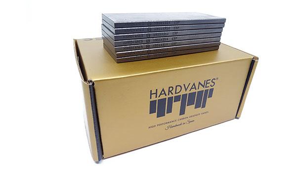 carbon vanes-hardvanes-tech-palette